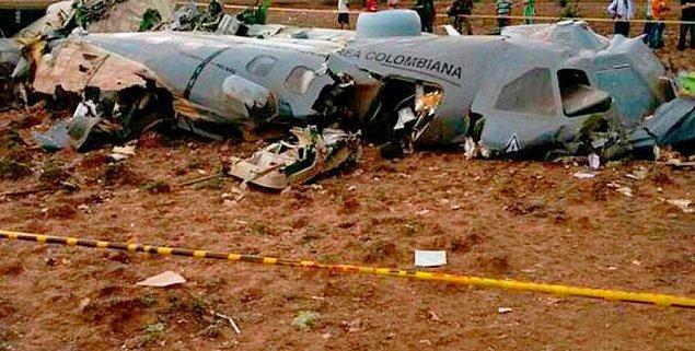 CASA dünyanın farklı bölgelerinde pek çok kaza ile anılıyor. 2015 yılında Kolombiya İstihbarat Kuvvetlerine ait uçak düşmüş ve 11 kişi hayatını kaybetmişti.