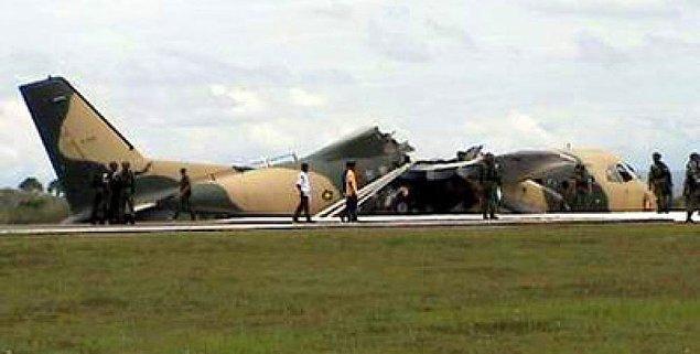 2005 yılında üç kişinin hayatını kaybetmesine neden olan benzer bir kaza haberi Endonezya'dan gelmişti.