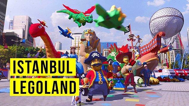 4. Tema Park: Legoland Discovery Centre