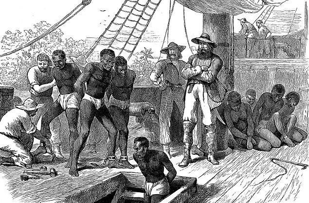10. Atlantik Köle Ticareti: 15 Milyon İnsan Öldü!