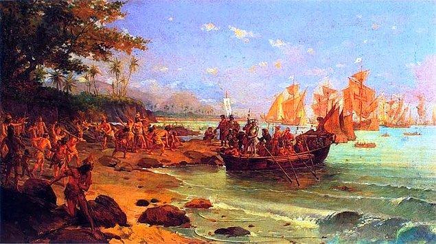 1. Amerika Kıtasındaki Avrupa Kolonileşmesi: 100 Milyon İnsan Öldü!