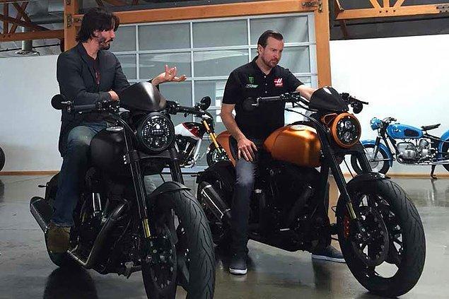 9. Motor tutkusuna Arch Motorcycles markası ile can verdi.
