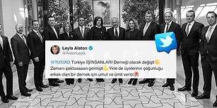 TÜSİAD 'Cinsiyet Eşitliği' Dedi ve 47 Yıl Sonra Adını Değiştirdi: Türk Sanayicileri ve İş İnsanları Derneği