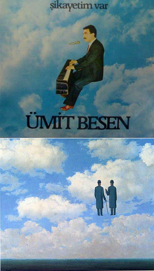 Ümit Besen / The Infinite Recognition - René Magritte