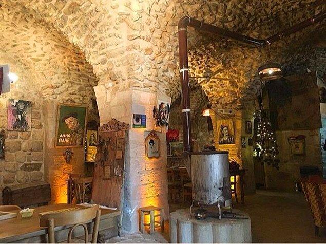 4. İzla Art Cafe / Mardin