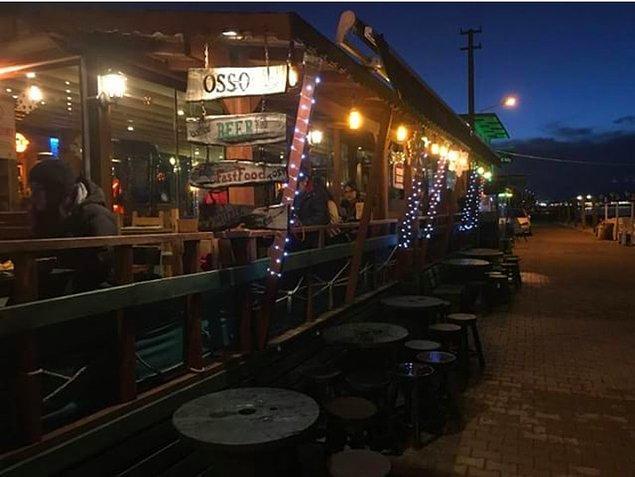 5. OSSO Cafe & Bar / İzmir