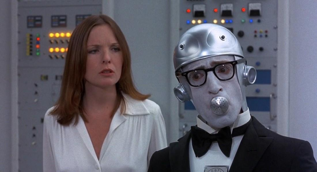 woody allen sleeper Sleeper - after health-store owner miles monroe (woody allen) dies during a routine surgery, his family has him cryogenically frozen he awakens 200.