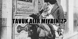 Uzun Zaman Önce Kaybolmuş İstanbul'un Birbirinden İlginç 14 Meslek Erbabı