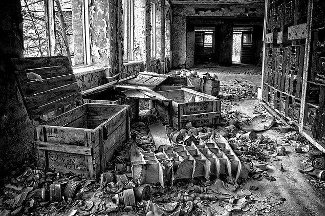 7. Pripyat - Ukrayna