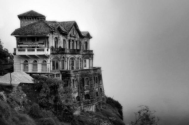 8. Hotel del Salto - Kolombiya
