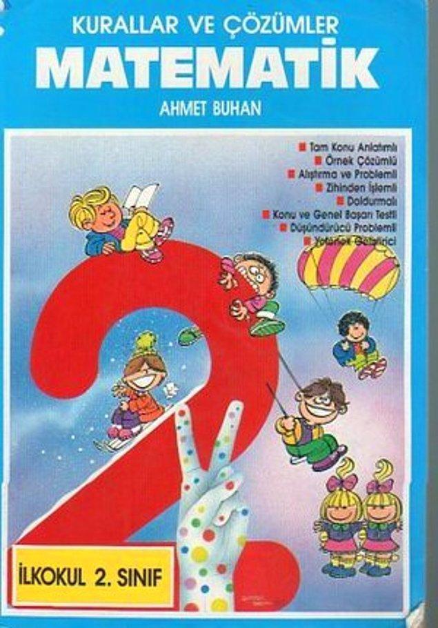 16. Ahmet Buhan kitaplarının kokusu tabii ki...