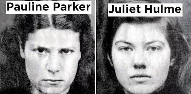 7. Pauline Parker ve Juliet Hulme