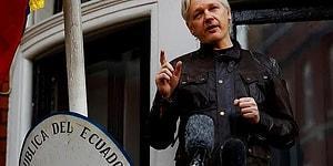 """'Bay Sızıntı' Assange'den 15 Temmuz Çıkışı: """"Trump 'Yalan Haber Ödülü'nü NBC'ye Versin"""""""