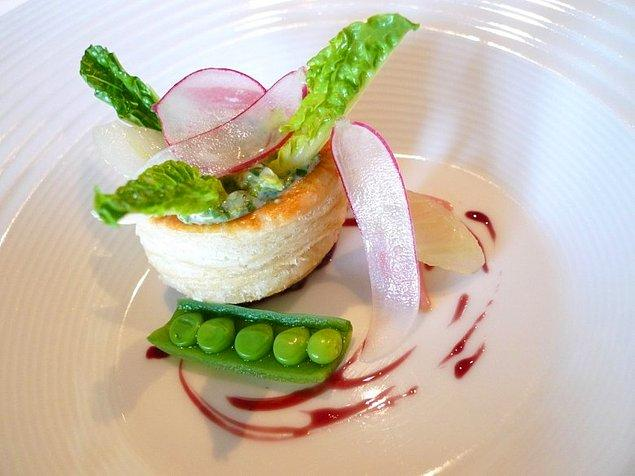 18. The French Laundry, Yountville, California, ABD