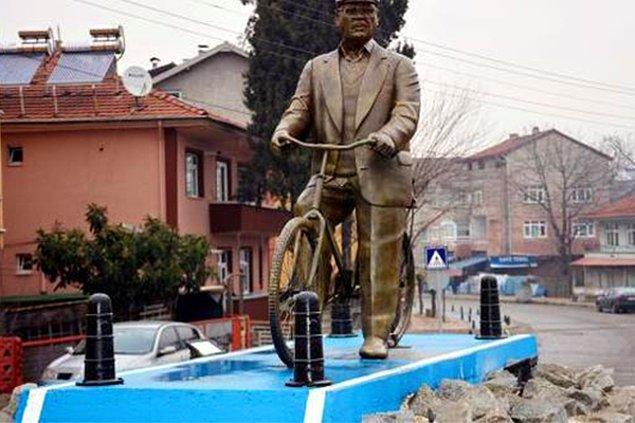 """Belediye Başkanı: """"Bisikletle ilgili projeler geliştiriyoruz"""""""