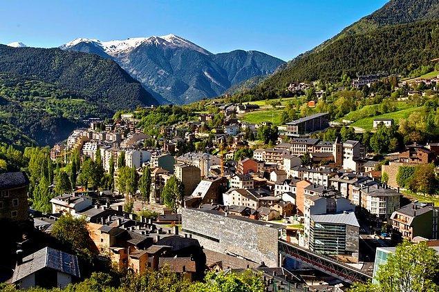 2. Andorra