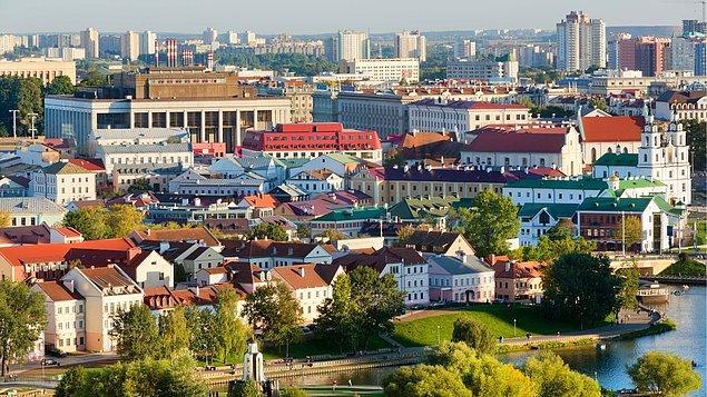 9. Belarus (Beyaz Rusya)