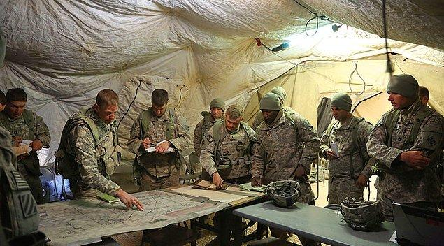 4. Kararını kamuoyuna bildirdin. Askeri plan yapma vakti. Ne yapacaksın?