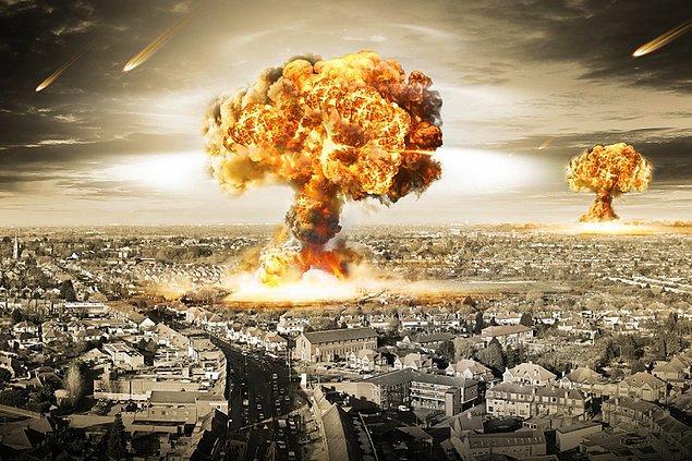 10. Tarihin gördüğü en korkunç savaşlardan biri yaşanırken savaşı kazanmak için bir karar vermen gerekti. Ne yapacaksın?