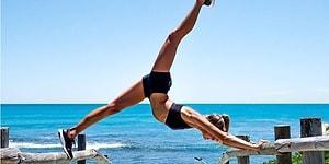 Fitness'ın Lider Kadınları! Sizi Yerinizden Kaldırıp Eşofmanları Giydirecek 29 Instagram Hesabı