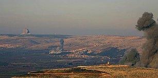 Türk Jetleri Afrin'i Bombalamaya Başladı: TSK Operasyonu 'Zeytin Dalı Harekâtı' Olarak Adlandırdı