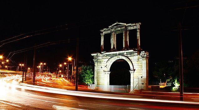 3. Atina, Yunanistan