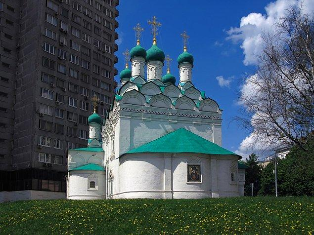 10. Moskova, Rusya