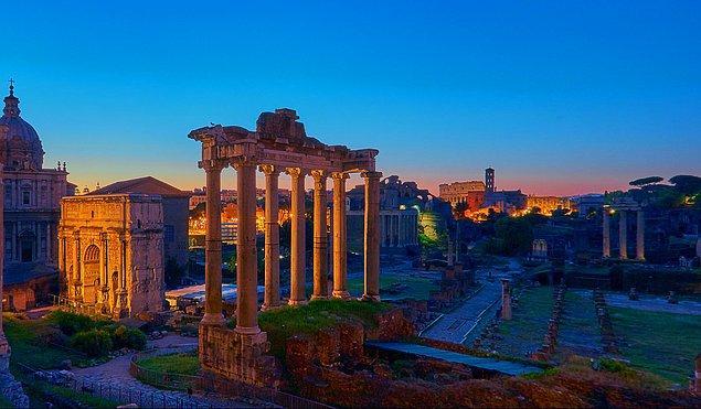 14. Roma, İtalya
