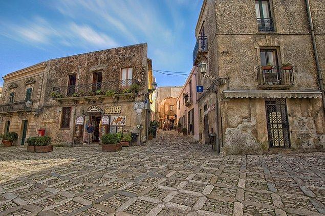 18. Sicilya, İtalya