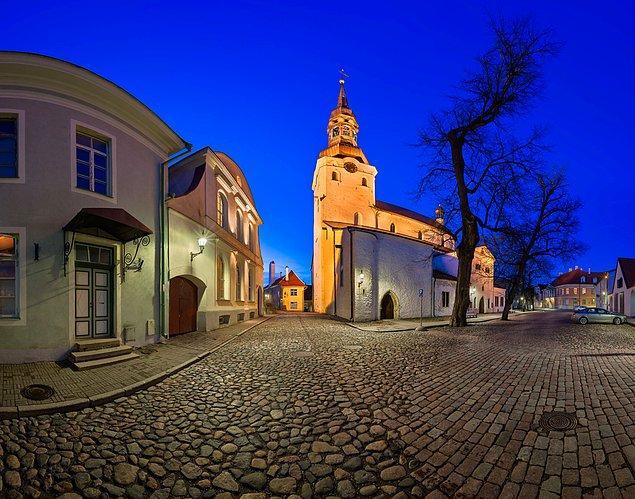 20. Talin, Estonya