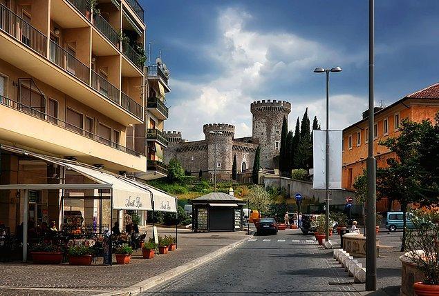 21. Tivoli, İtalya
