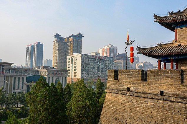24. Xi'an, Çin