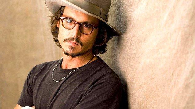 12. Johny Depp