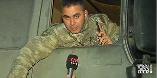Afrin'e Harekata Giden Mehmetçik: 'Alnımızın Akıyla Geri Göneceğiz İnşallah, Dualarınızı Esirgemeyin'