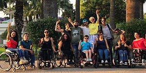Bir Gösteri İçin Kurulan 'Tekerlekli Sandalye Dans Projesi' 3 Yıldır Sahneden Yaşama Sevinci Aşılıyor