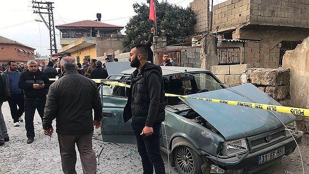 Bölgeye sevk edilen polis ekipleri çevrede güvenlik önlemleri aldı.