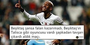Kartal'ı Talisca Uçurdu! Antalyaspor - Beşiktaş Maçının Ardından Yaşananlar ve Tepkiler