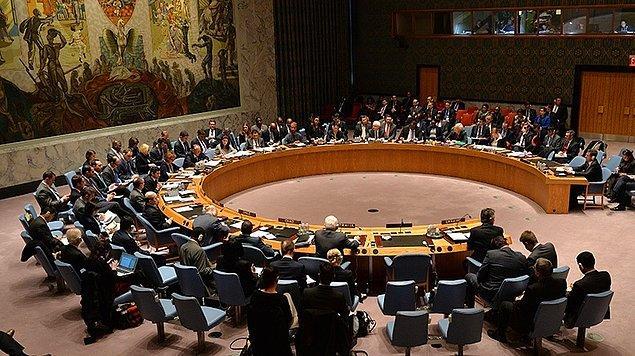 Fransa'nın BM Daimi Temsilcisi François Delattre'den 'önceliğimiz Doğu Guta ve İdlib' açıklaması.