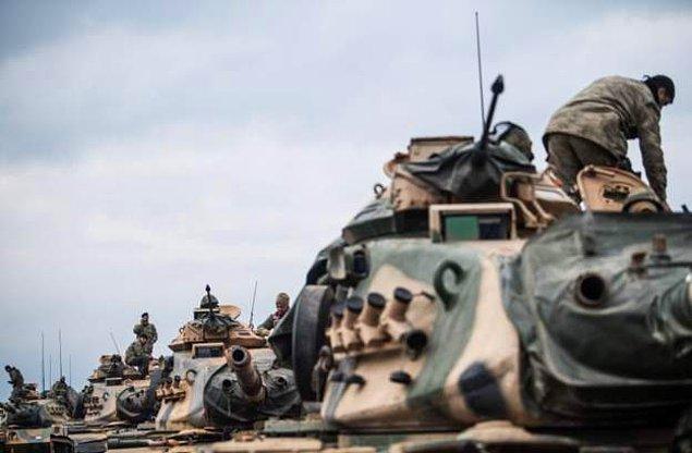 Habertürk'ten Çetiner Çetin'in edindiği bilgilere göre harekâtın ilk 48 saatinde 7.5 kilometre içeri girildi.