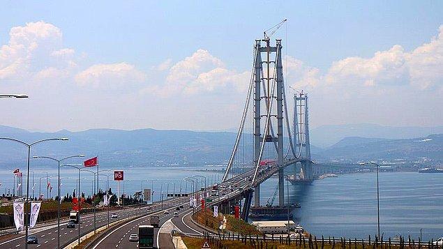 """""""Hazine köprüden geçen araçlar için 578 milyon lira ödeyecek"""""""