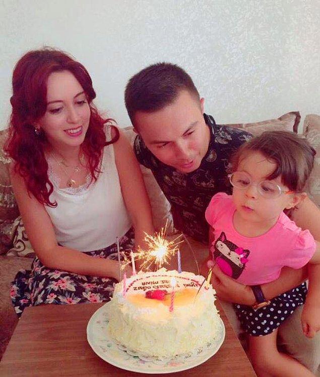 Antalya'da bir okulda İngilizce öğretmeni olan eşi Saide Üstüner Usta'ya acı haber verildi.