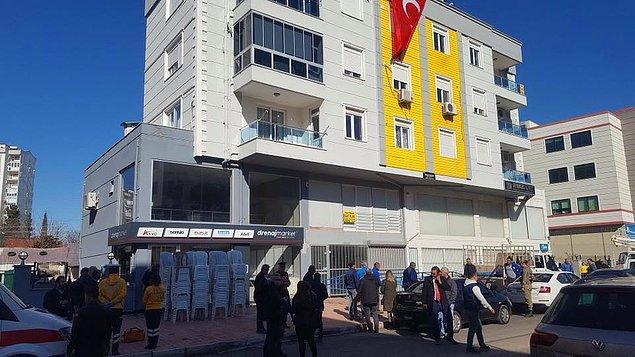 Şehit Üsteğmen Usta'nın anne ve babasının ise Ankara'da yaşadığı kaydedildi.