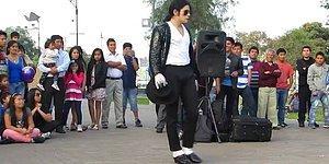 Michael Jackson Taklidi Hiç Bu Kadar İyi Yapılmamıştı