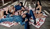 Calvin Klein Çekiminde Göbeğini Göstermeyen Kylie, Hamilelik Söylentilerini Alevlendirdi!