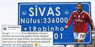 """""""Hoş Geldin Gardaş!"""" Robinho'nun Sivasspor'a Transfer Olmasının Ardından Yaşananlar ve Tepkiler"""