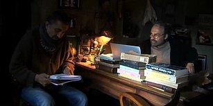 Kış Uykusu Çekimlerinde Nuri Bilge Ceylan ve Haluk Bilginer'in Kelime Kelime Çalışma Yaptıkları Anlar