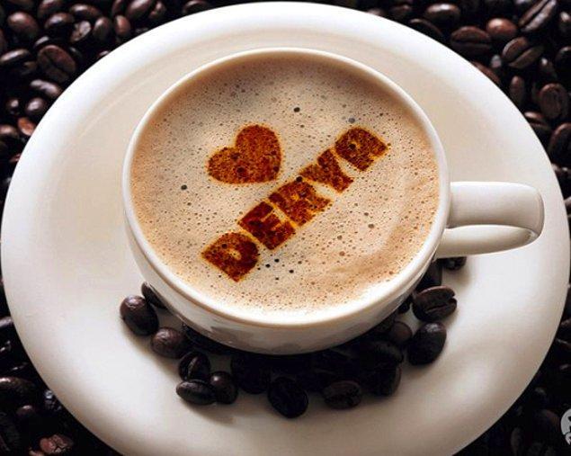1. Karşılıklı içtiğiniz kahveler bile size özel olsun, her yudumda muhabbetiniz aşkla dolsun diye...