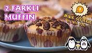 Yarıyıl Tatiline Özel En Tatlı Eğlence: 2 Farklı Muffin Nasıl Yapılır?