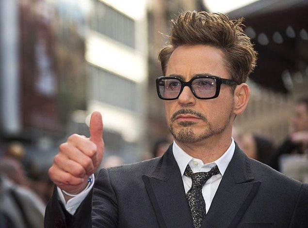 19. Robert Downey Jr.