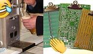Belki Siz de Denemek İstersiniz? Eski Elektronik Aletlerin Kullanıldığı 22 İleri Dönüşüm Örneği